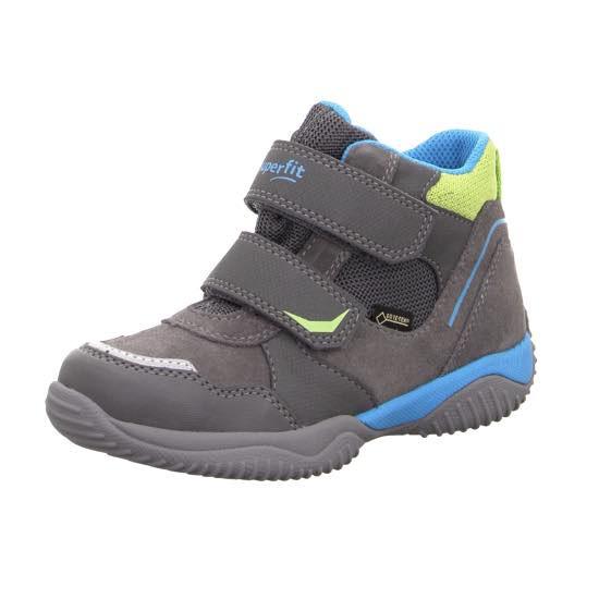 superfit Jungen Storm Gore tex Hohe Sneaker: