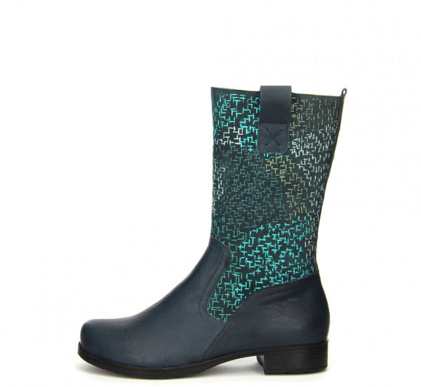 Think! Denk! Damen Stiefel