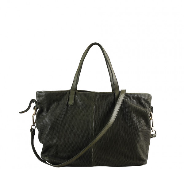 Think Think! Damen Ledertasche