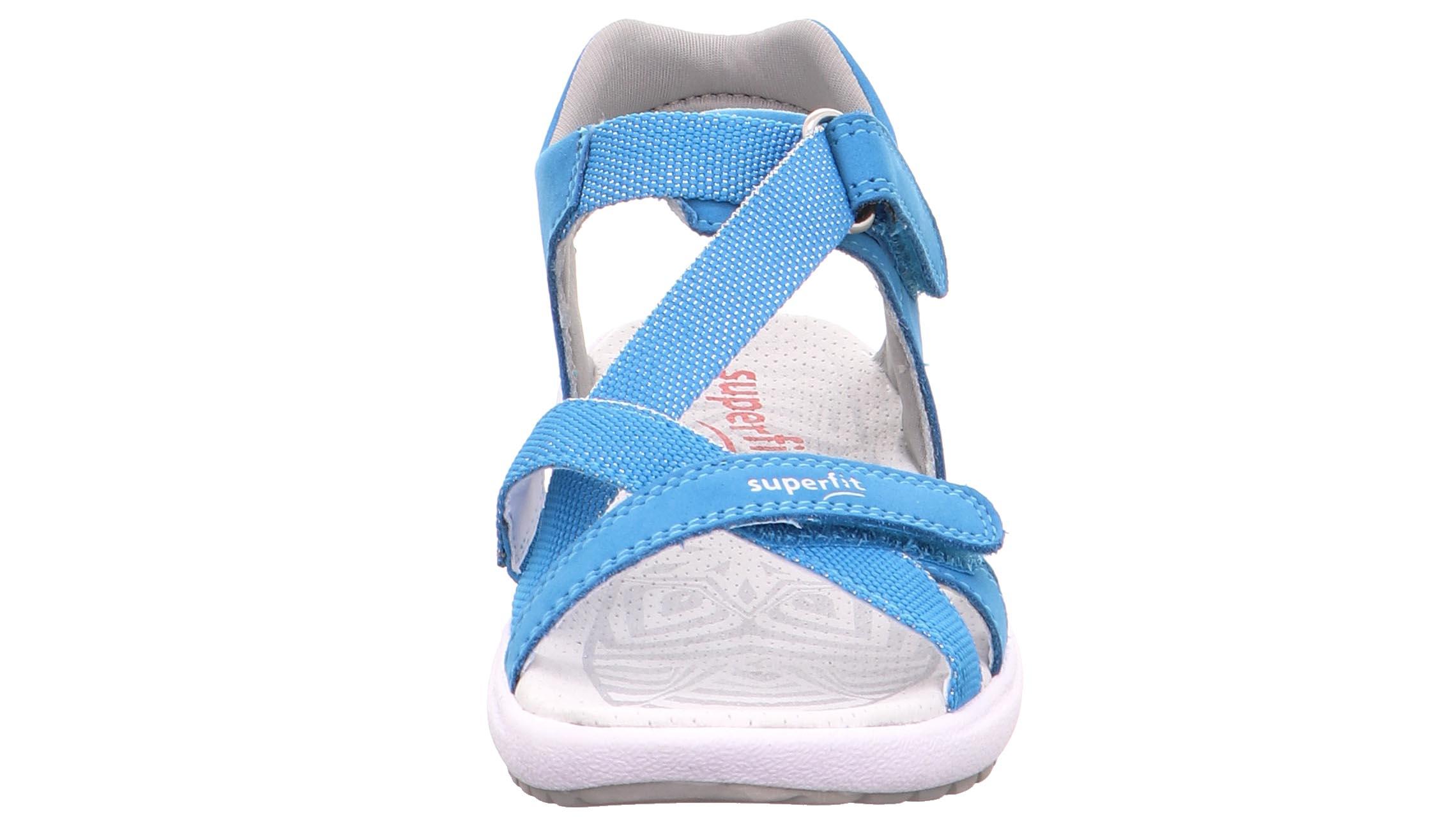 superfit sandalen mädchen türkis