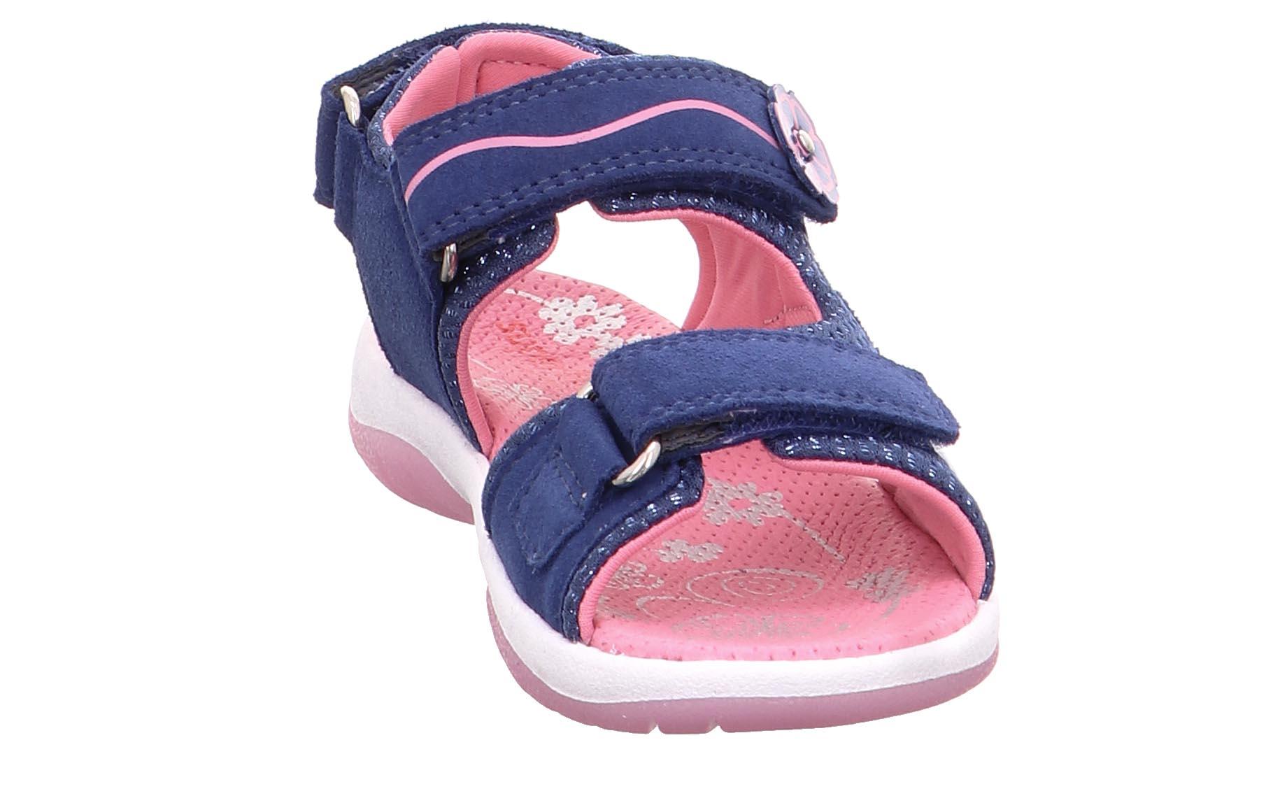 Sandales Compens/ées Fille Sunny-U