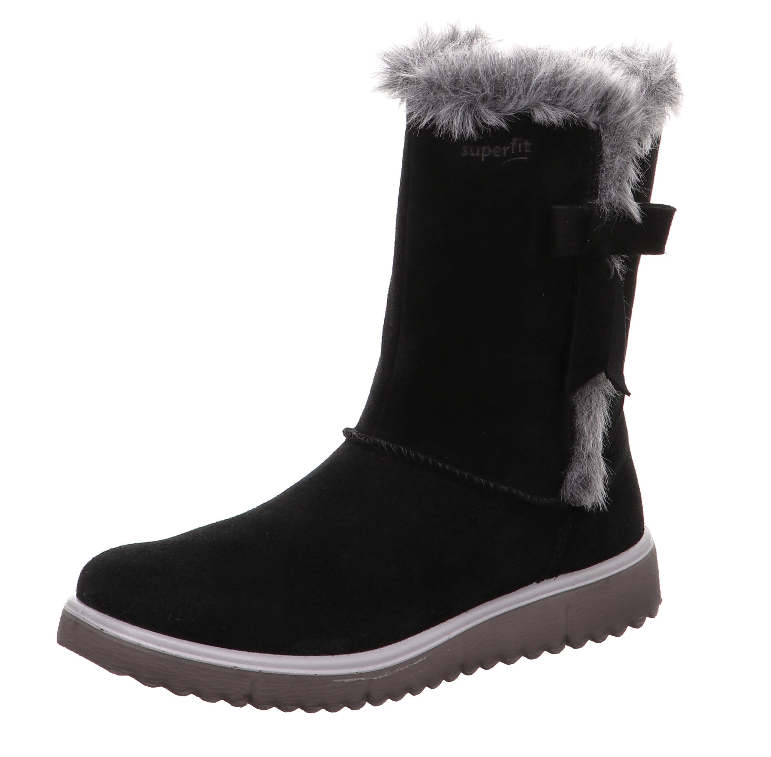 superfit Lora Children snow boots gray