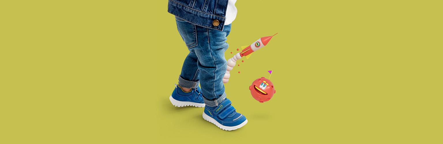 Superfit Kinder Schuhe 2-00130-44 grau 444947